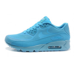 "Nike Air Max 90 Prem Tape ""Glow in the Dark"" blu"